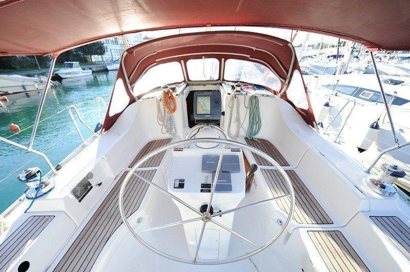 Oceanis Clipper 39.3 (ARIANA)  - 1