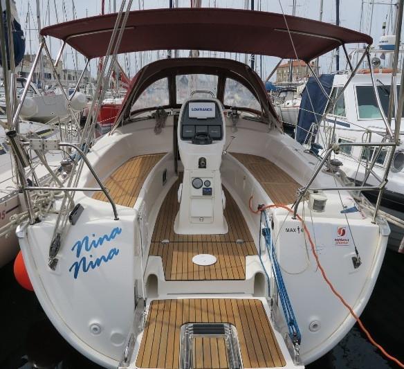 Bavaria 34 Cruiser (Nina Nina)  - 1