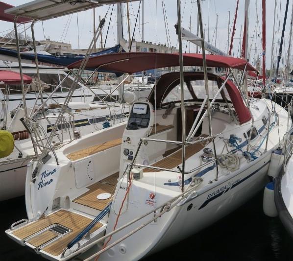 Bavaria 34 Cruiser (Nina Nina)  - 9