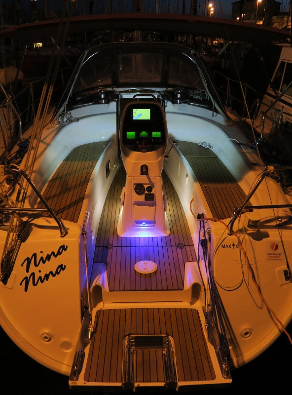 Bavaria 34 Cruiser (Nina Nina)  - 3