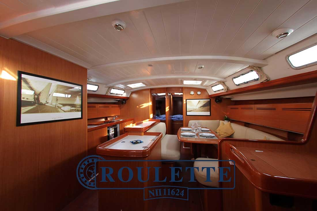Cyclades 50.5 (Roulette (Air Conditioned))  - 2