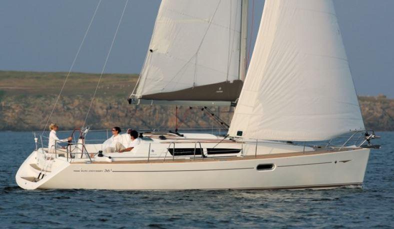 Sun Odyssey 36i (Bella)  - 2