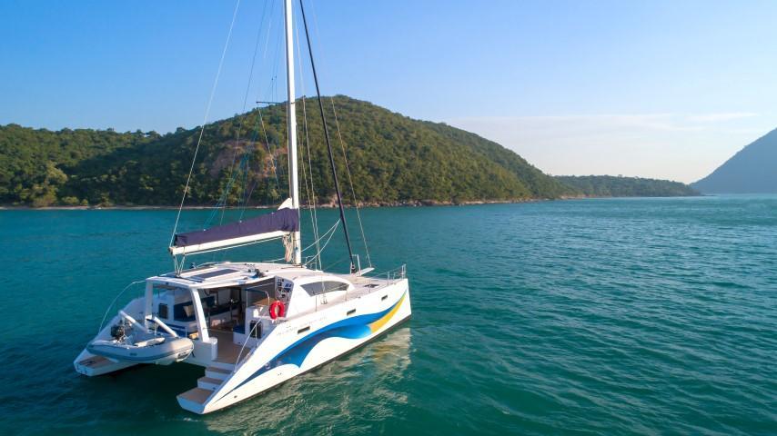 Island Spirit 410 (Vesna)  - 0