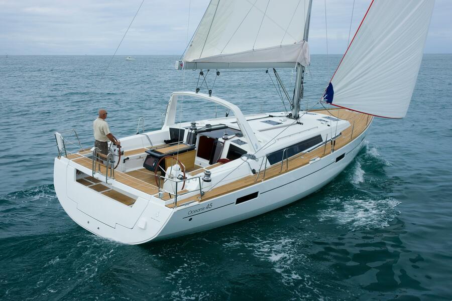 Oceanis 45 (FILICUDI)  - 0
