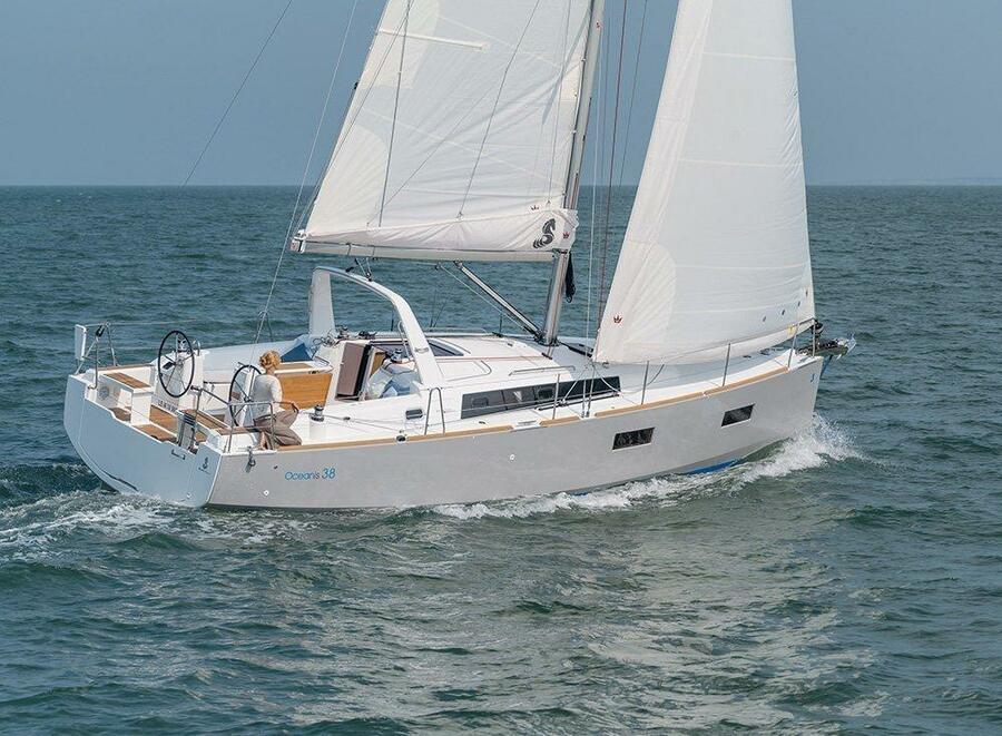 Oceanis 38 (Marica)  - 0
