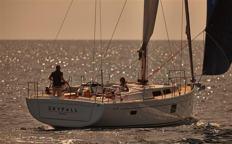 Hanse 455 (Seaway)  - 12