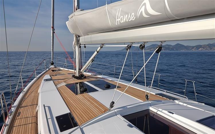 Hanse 455 (Seaway)  - 7