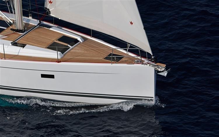 Hanse 455 (Seaway)  - 14