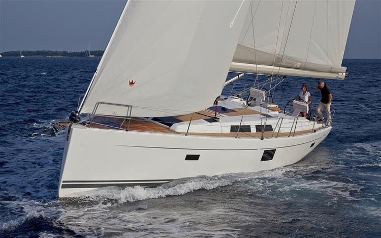 Hanse 455 (Seaway)  - 9