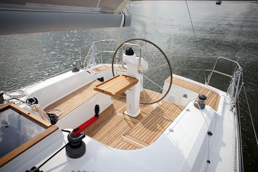 Hanse 355 (Neptun)  - 1