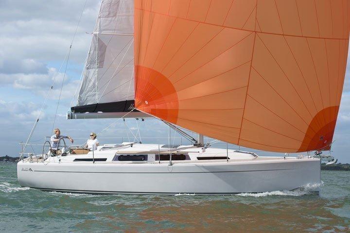 Hanse 345 (Hanse 345 DUB)  - 2