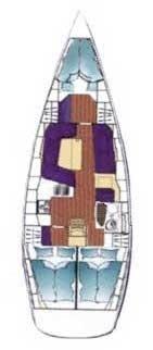 Dehler 39 SQ (Spirit)  - 4