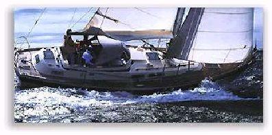 Hallberg Rassy 36 (Aeolus)  - 7