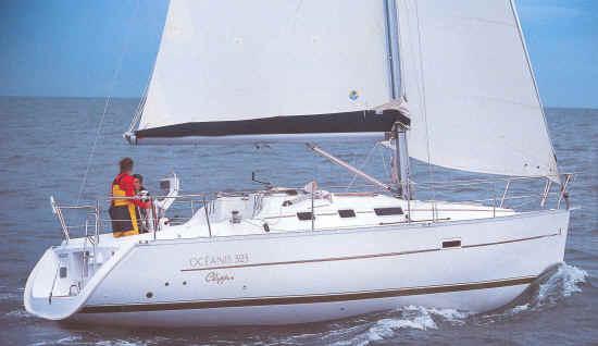 Oceanis 323 (Aphrodite Spirit)  - 4