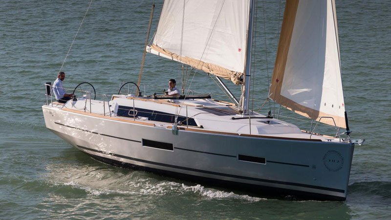 Dufour 382 Liberty (PAINTED KITE)  - 0