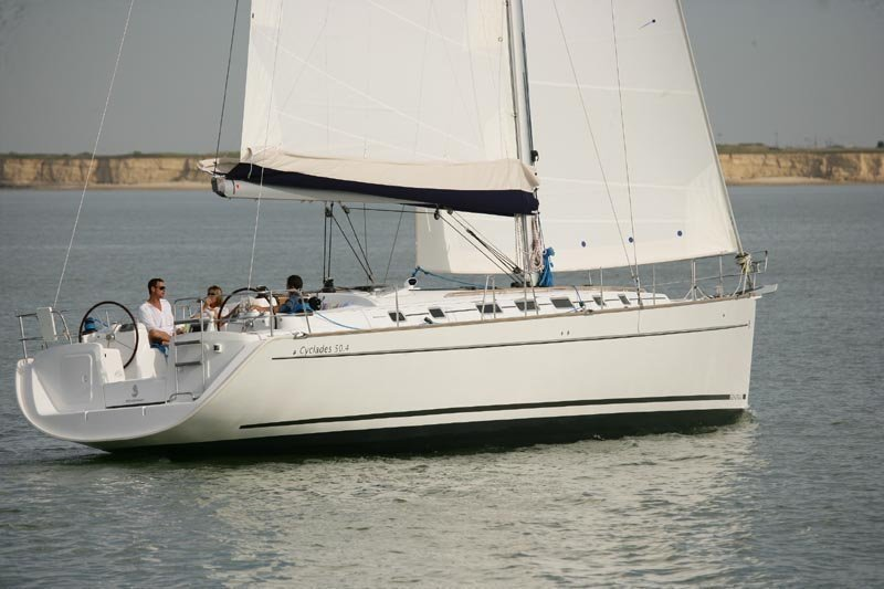 Cyclades 50.5 (Funky)  - 14