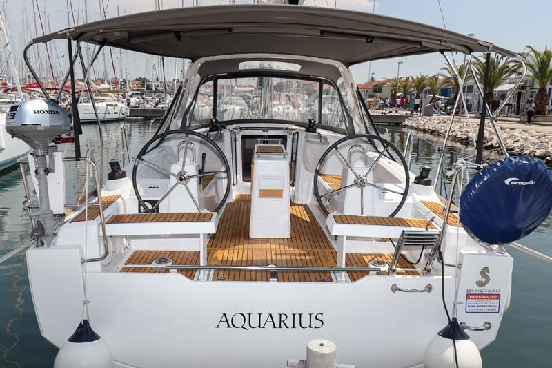 Oceanis 35.1 (Aquarius with bowtruster)  - 0