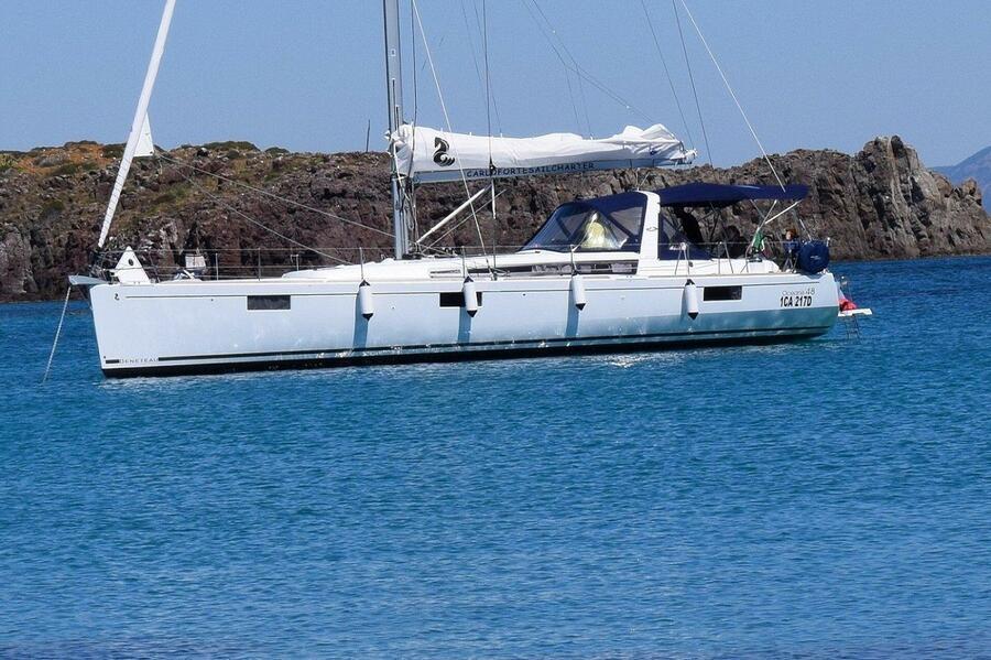 Oceanis 48 (Allegra)  - 0