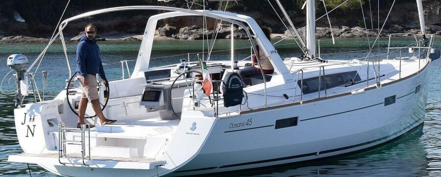 Oceanis 45 (JN)  - 2