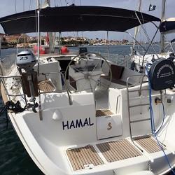 Oceanis 411 (Hamal)  - 4