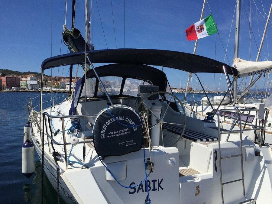 Oceanis 393 Clipper (Sabik)  - 3
