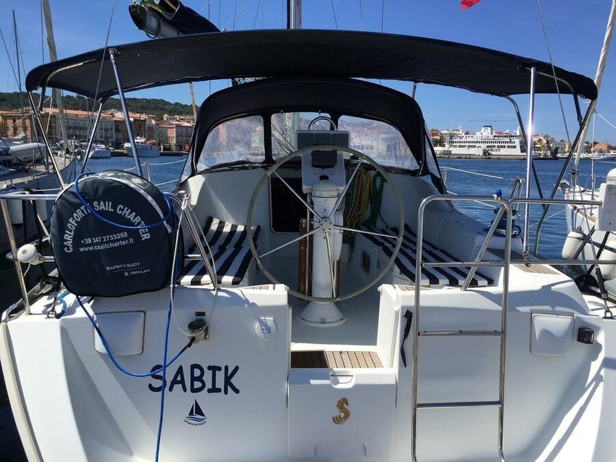 Oceanis 393 Clipper (Sabik)  - 2