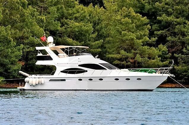 motoryacht (m/y  17-3 Jy)  - 0