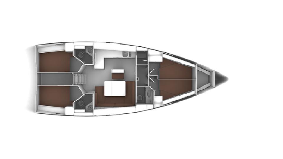 Bavaria Cruiser 46 (Blue Sea)  - 3
