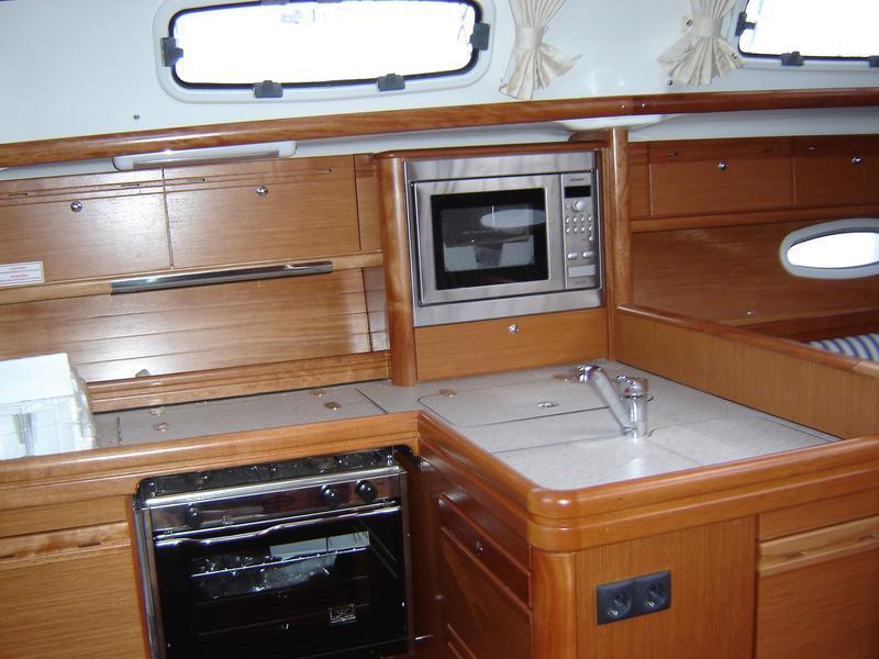 Bavaria 38 Cruiser (DANI)  - 3
