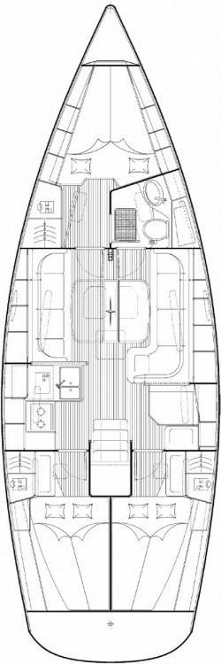 Bavaria 38 Cruiser (DANI)  - 5