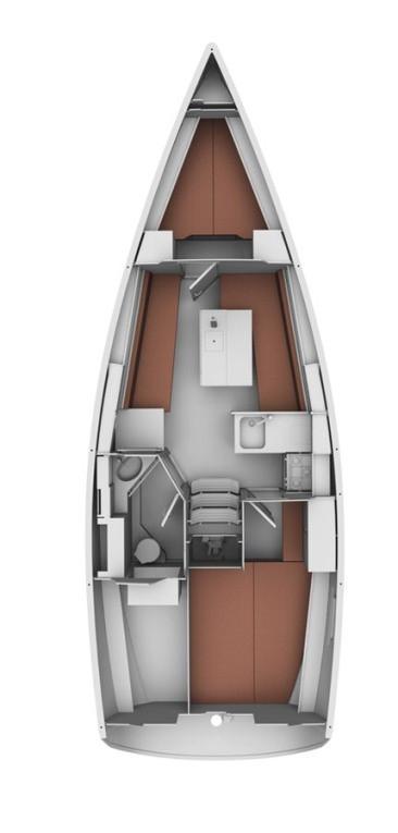 Bavaria Cruiser 32 (LISA)  - 3