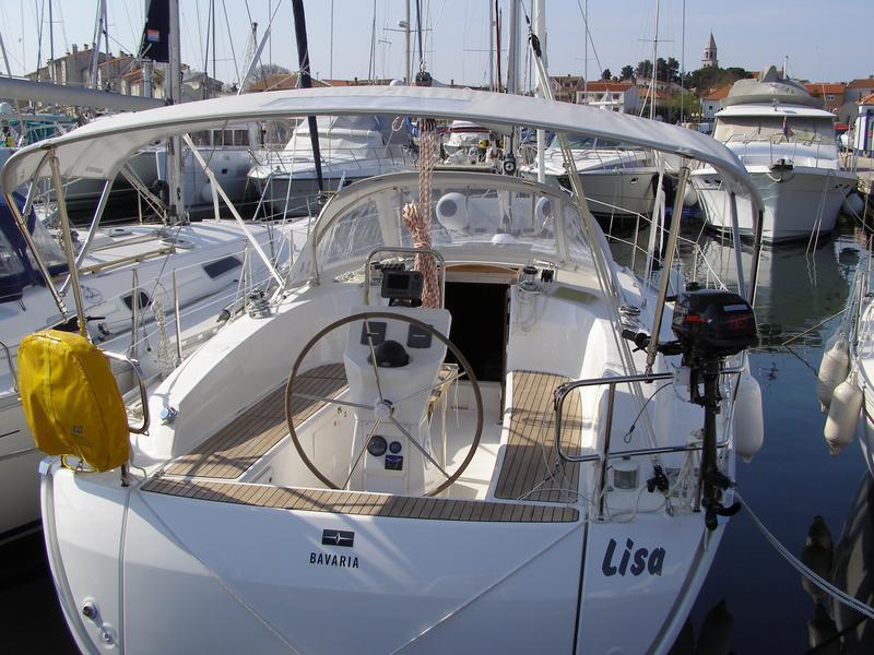 Bavaria Cruiser 32 (LISA)  - 1