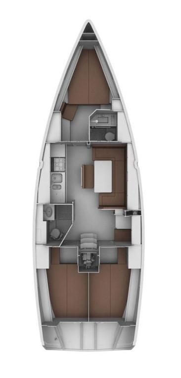 Bavaria Cruiser 40 (MYOFFICE)  - 2