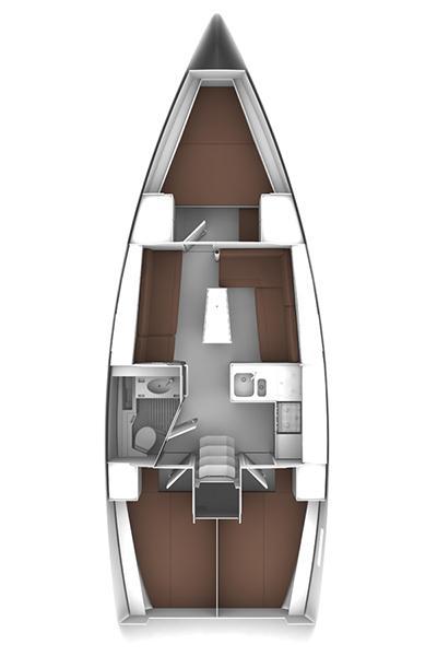 Bavaria Cruiser 37 (SUN COURSE)  - 2