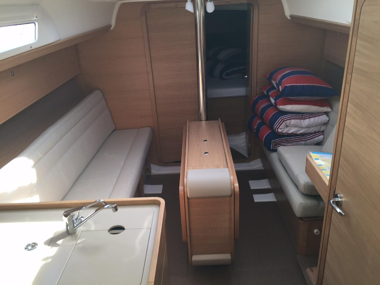 Dufour 350 (SWEET LADY)  - 2