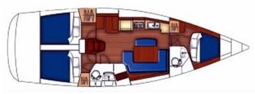 Oceanis 40 (PENELOPE)  - 11