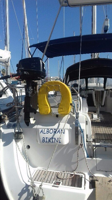Alboran Bikini - 1