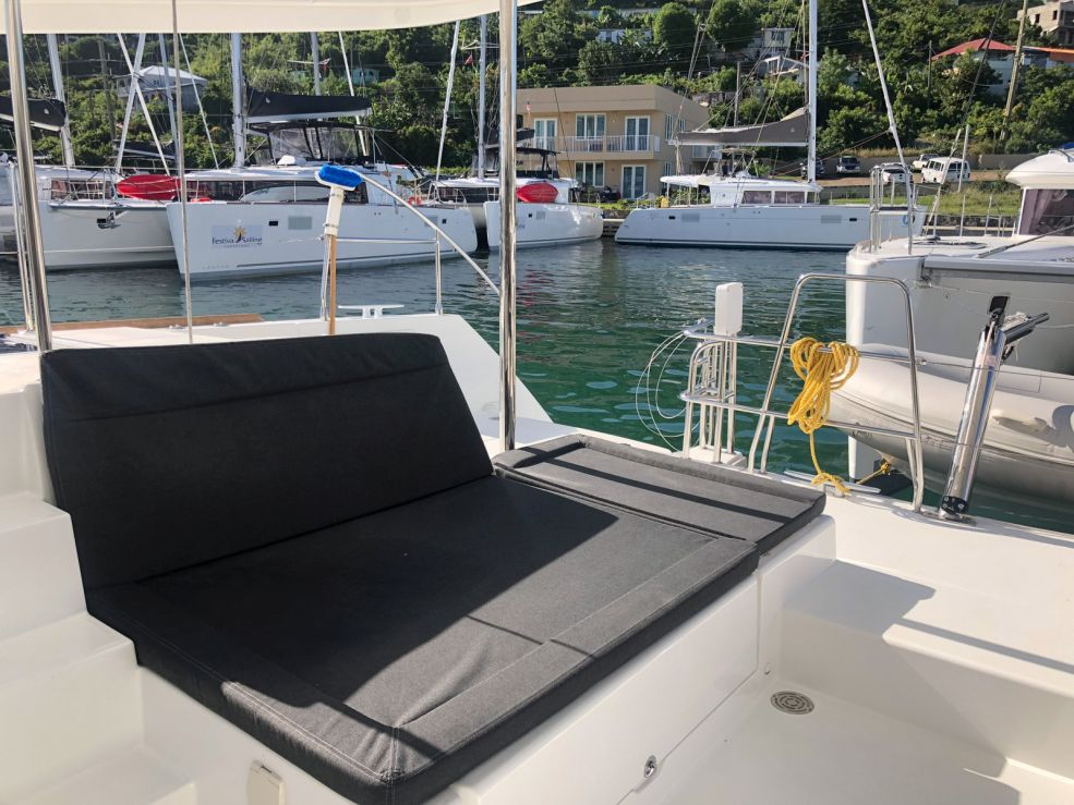 Lagoon 450 F  with watermaker & A/C - PLUS (ALTAIR)  - 25
