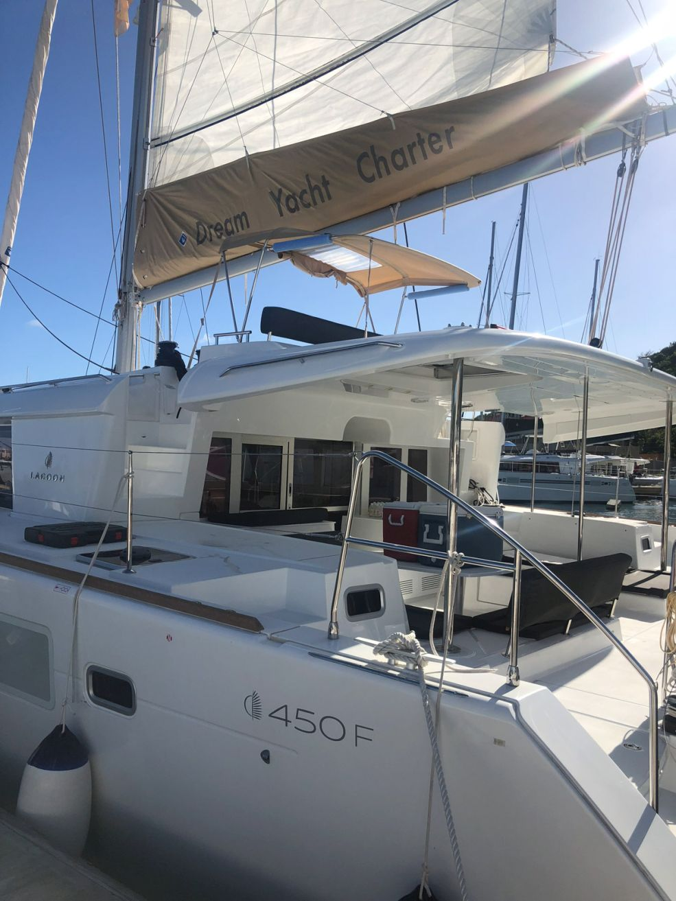 Lagoon 450 F  with watermaker & A/C - PLUS (ALTAIR)  - 1