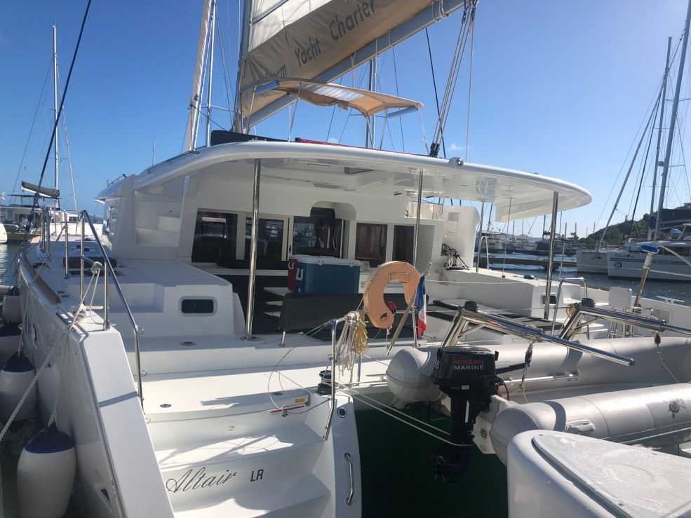 Lagoon 450 F  with watermaker & A/C - PLUS (ALTAIR)  - 2