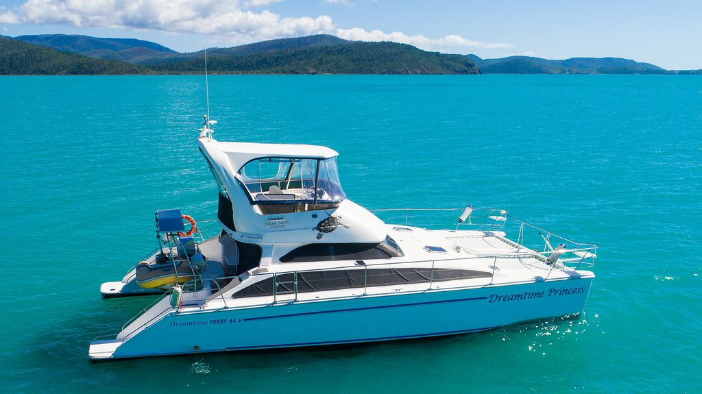 Perry 44.5 PC with A/C (DREAMTIME PRINCESS)  - 4