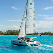 Lagoon 42 with watermaker (GRAND TOUR)  - 1