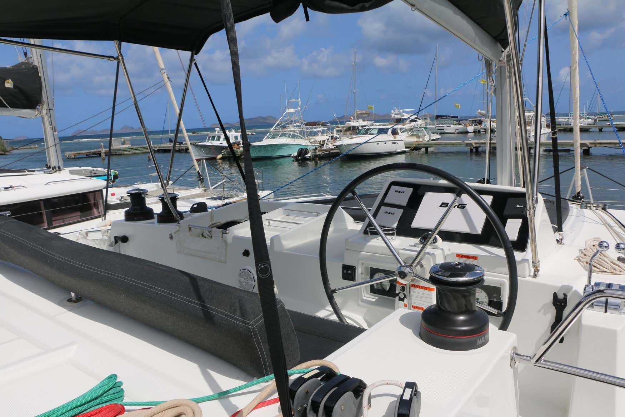 Lagoon 450 (Rum-Away)  - 4