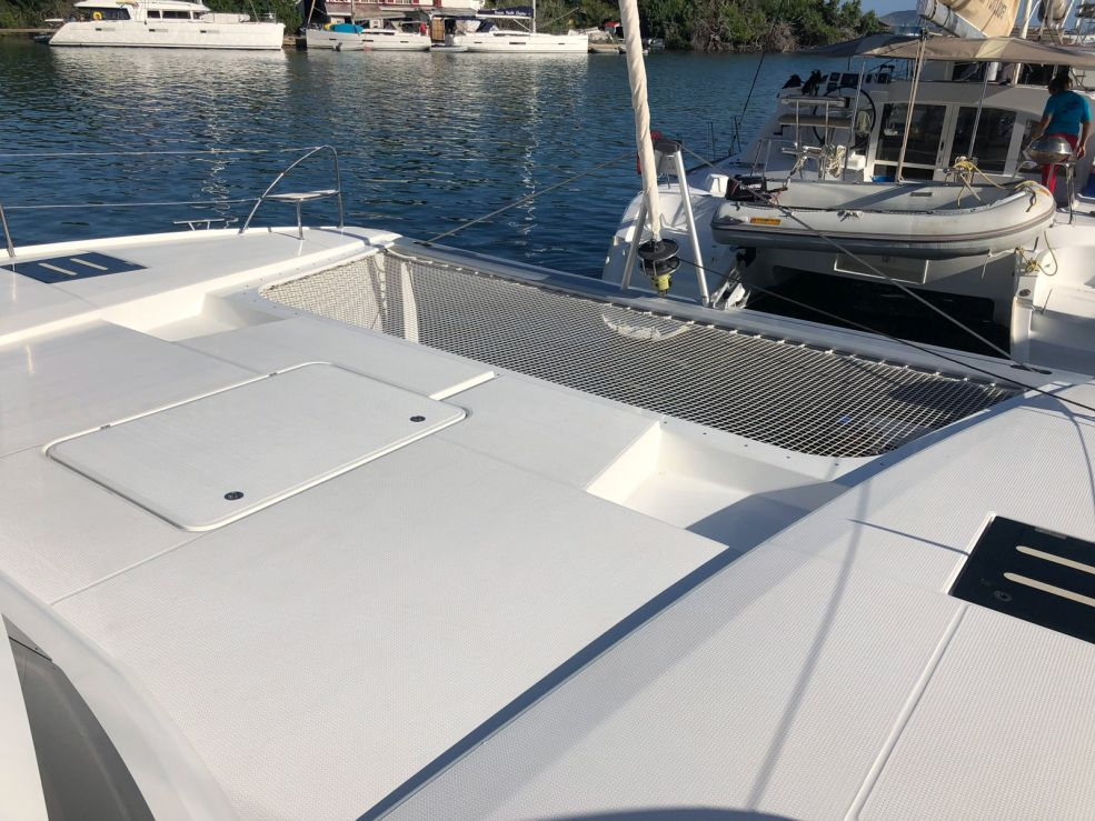 Saona 47 with watermaker & A/C - PLUS (ELECTRE)  - 9