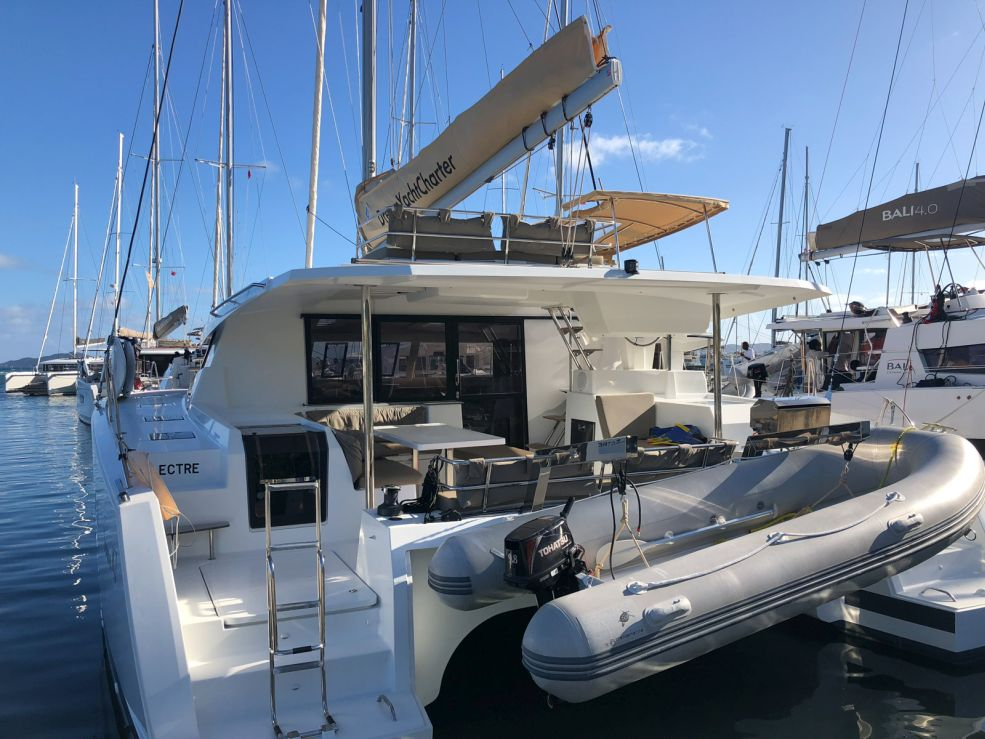 Saona 47 with watermaker & A/C - PLUS (ELECTRE)  - 1