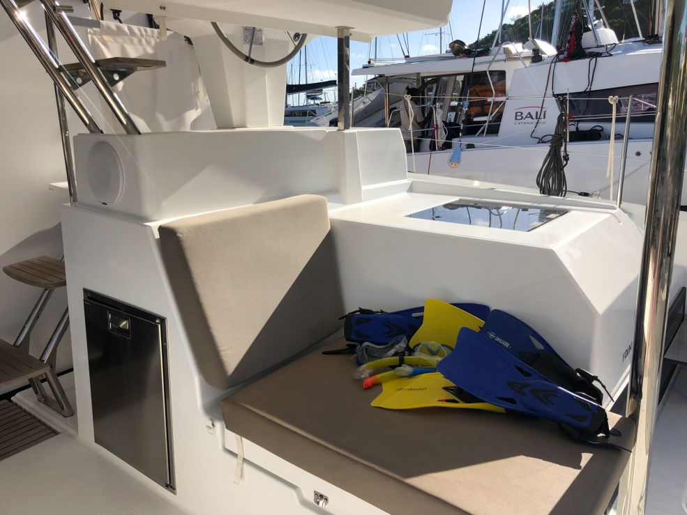 Saona 47 with watermaker & A/C - PLUS (ELECTRE)  - 4