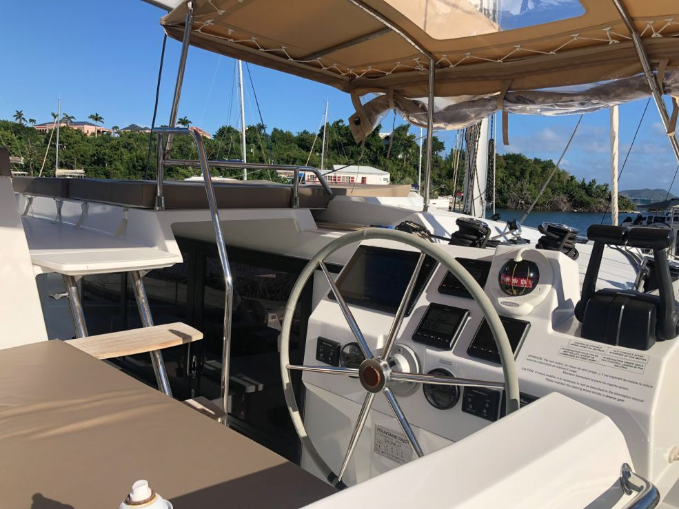 Saona 47 with watermaker & A/C - PLUS (ELECTRE)  - 6