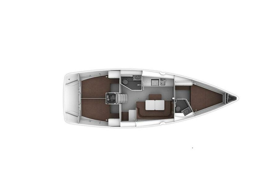 Bavaria Cruiser 41 (Erato)  - 3