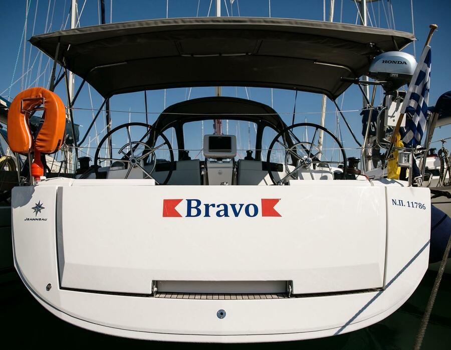 Sun Odyssey 449 (Bravo)  - 0