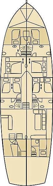 Gulet (24-4 Frkn)  - 35